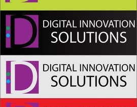 #257 para Logo Design for Digital Innovation Solutions por sagarbarkat