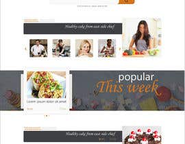 #10 cho Design a website for a food marketplace bởi protozyabr