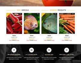 #21 cho Design a website for a food marketplace bởi Meetrajsinh