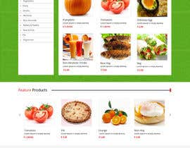 #13 cho Design a website for a food marketplace bởi Webicules