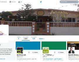 #31 untuk Casnan.com Twitter Design oleh ahmedibrahim93