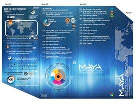 javierlizarbe tarafından Design a Brochure for My Company - Maya için no 5