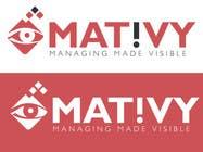 Bài tham dự #70 về Graphic Design cho cuộc thi Design some Business Cards for Mativy