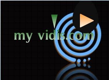 """Intrarea #499 pentru concursul """"Logo Design for MyVidis.com"""""""