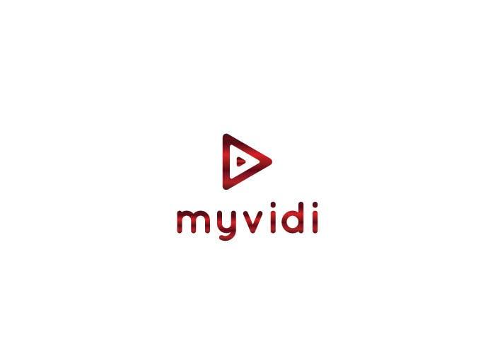 Contest Entry #541 for Logo Design for MyVidis.com