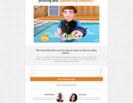 #15 for Design a Landing Page by BDlancerPro