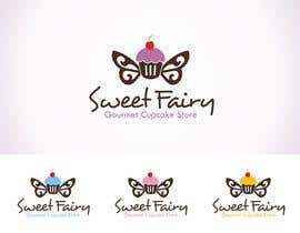#91 for Logo Design for Sweet Fairy Gourmet Cupcake Store af vidyag1985