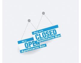 #51 untuk Diseñar un logotipo for Bar Apolinario oleh maryanfreeboy
