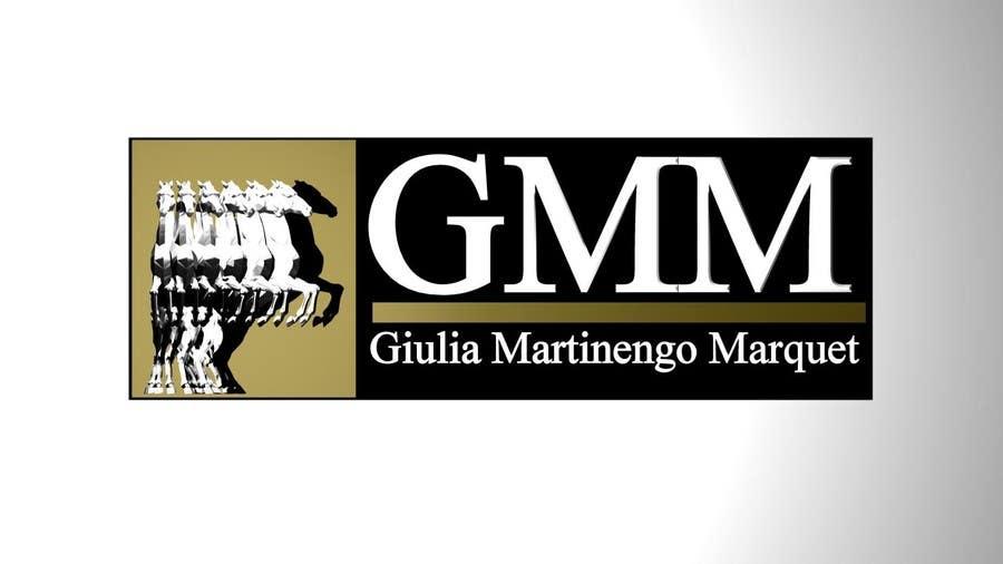 Contest Entry #242 for Logo Design for Giulia Martinengo Marquet