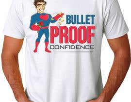 #19 para Illustrate Something for BulletProof Confidence Website de AWAIS0