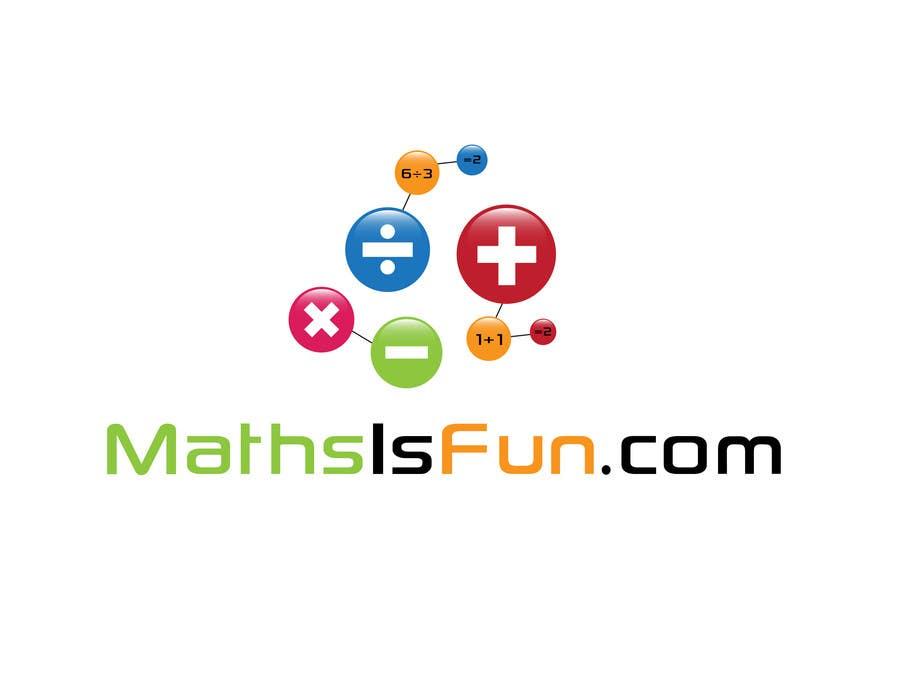 #350 for Logo Design for MathsIsFun.com by bestidea1