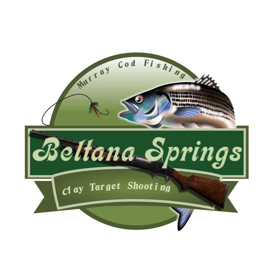 Inscrição nº                                         3                                      do Concurso para                                         Logo Design for Beltana Springs