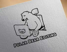 #49 for Polar bear editing image/logo by NewniDesign