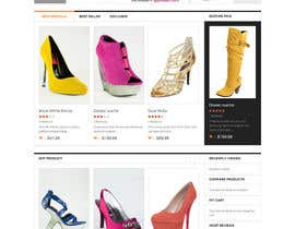 #1 pentru Website Design for Re-Design a Theme (Joomla E-Commerce) de către iNoesis