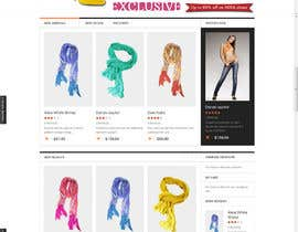 #12 pentru Website Design for Re-Design a Theme (Joomla E-Commerce) de către indrasan99