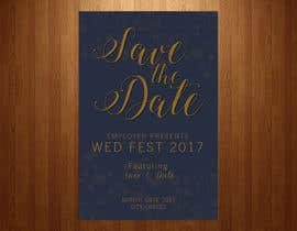 #25 for Wedding Invitation Design Contest by teAmGrafic