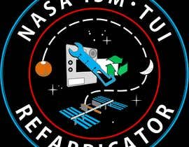 #128 for NASA Contest: ISS Refabricator Patch Challenge by alviolette