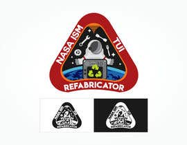 #166 for NASA Contest: ISS Refabricator Patch Challenge by rafaelffontes