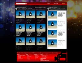 #2 untuk Website Design for Psytube oleh dendrenal