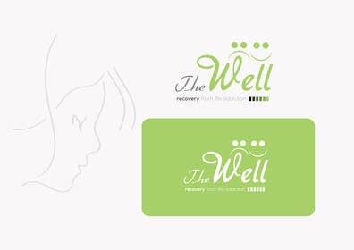 #129 para Logo Design for The Well por paxslg