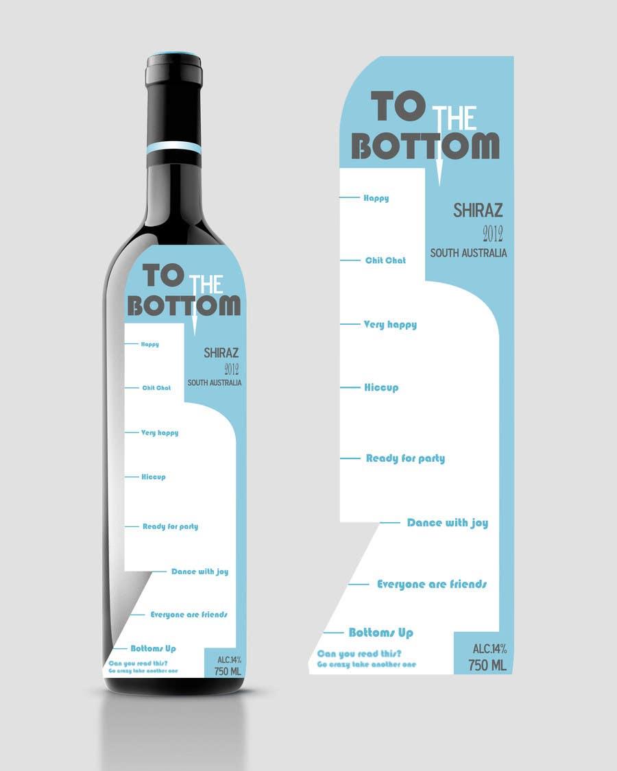 Inscrição nº                                         75                                      do Concurso para                                         Print & Packaging Design for a wine brand