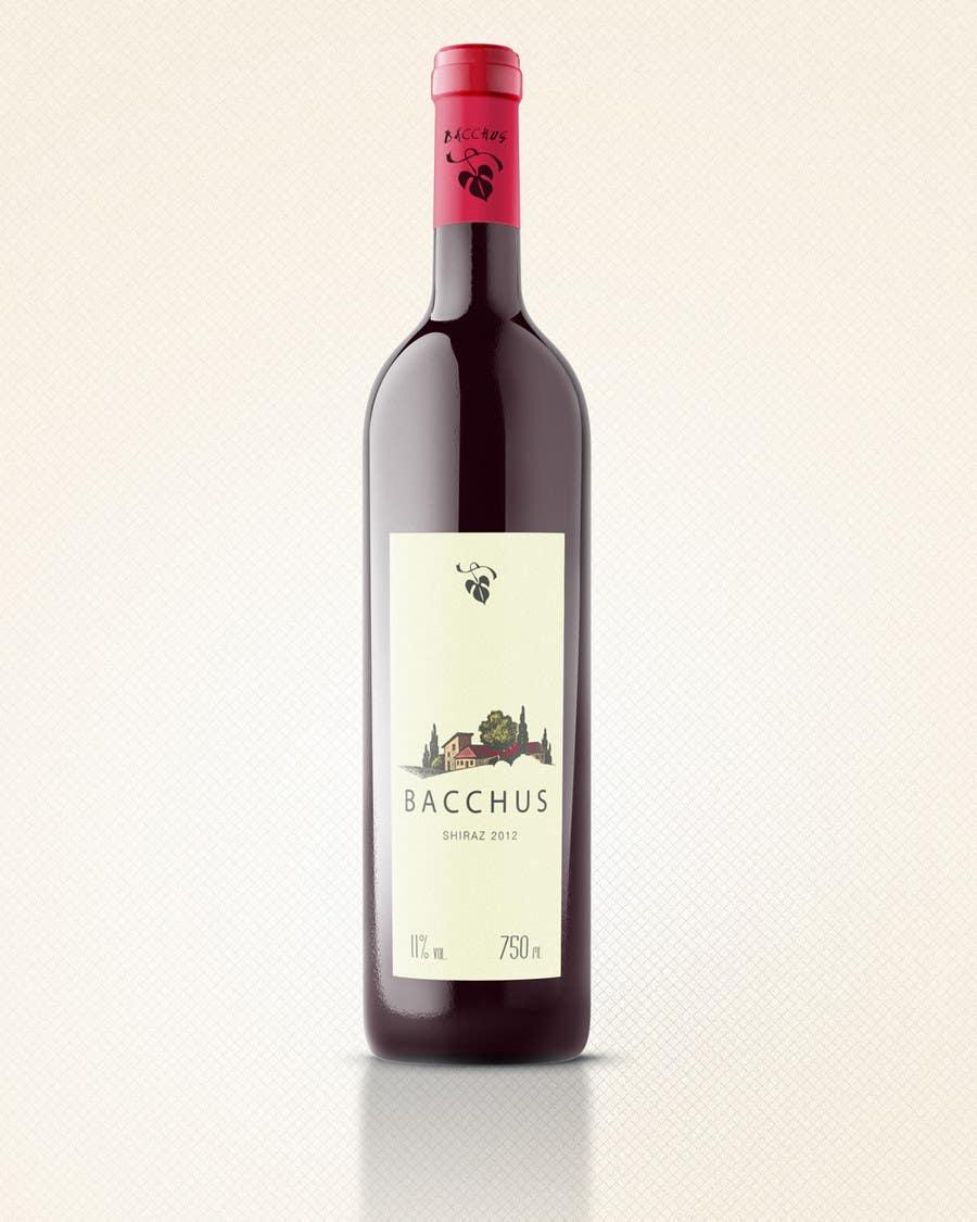 Inscrição nº                                         86                                      do Concurso para                                         Print & Packaging Design for a wine brand