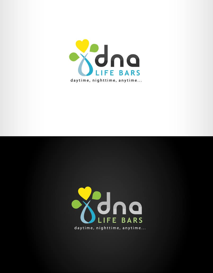 Конкурсная заявка №80 для Logo Design for DNA Life Bars