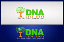 Graphic Design Конкурсная работа №146 для Logo Design for DNA Life Bars