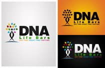Graphic Design Конкурсная работа №73 для Logo Design for DNA Life Bars