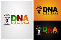 Graphic Design Конкурсная работа №72 для Logo Design for DNA Life Bars
