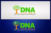 Graphic Design Конкурсная работа №205 для Logo Design for DNA Life Bars