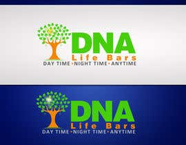 #205 for Logo Design for DNA Life Bars af Anamh