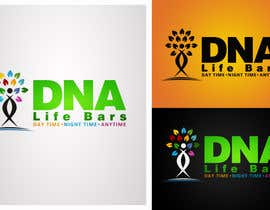 nº 115 pour Logo Design for DNA Life Bars par Anamh