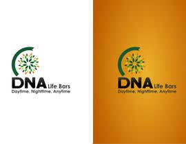 #207 untuk Logo Design for DNA Life Bars oleh won7