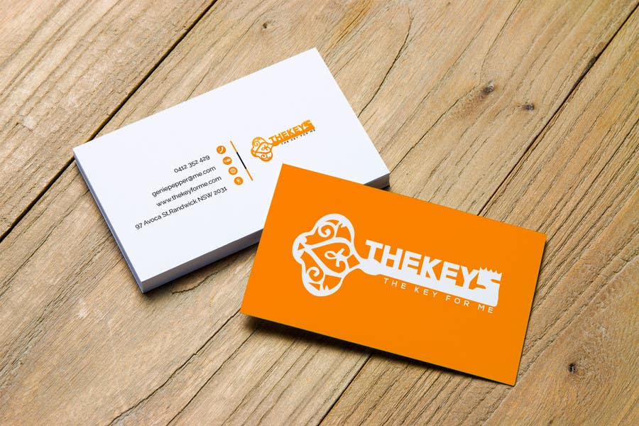 Entry #31 by MarufAbdullahBD for Business Card & Logo Design for ...