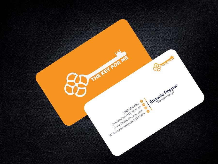 Entry #57 by MarufAbdullahBD for Business Card & Logo Design for ...
