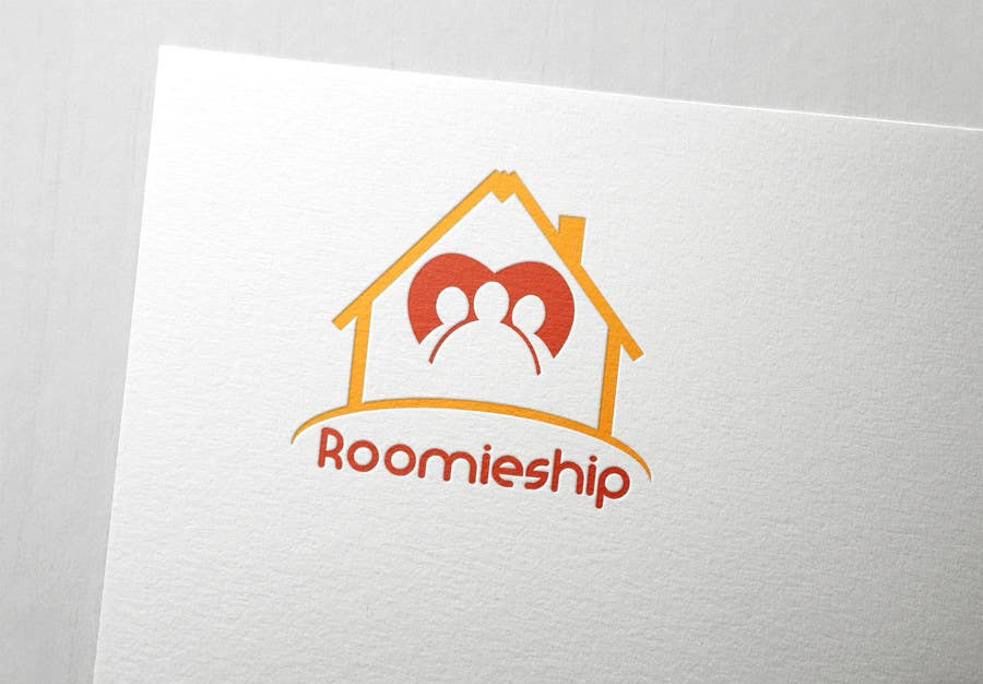 Konkurrenceindlæg #431 for Roomieship Logo Design