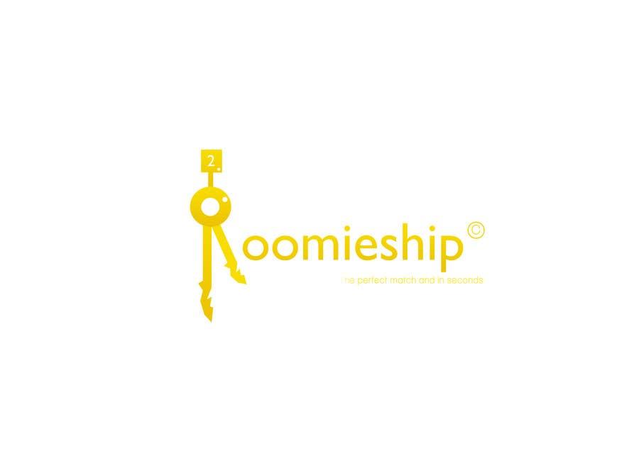 Konkurrenceindlæg #359 for Roomieship Logo Design