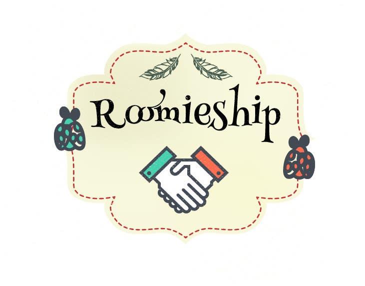 Konkurrenceindlæg #71 for Roomieship Logo Design