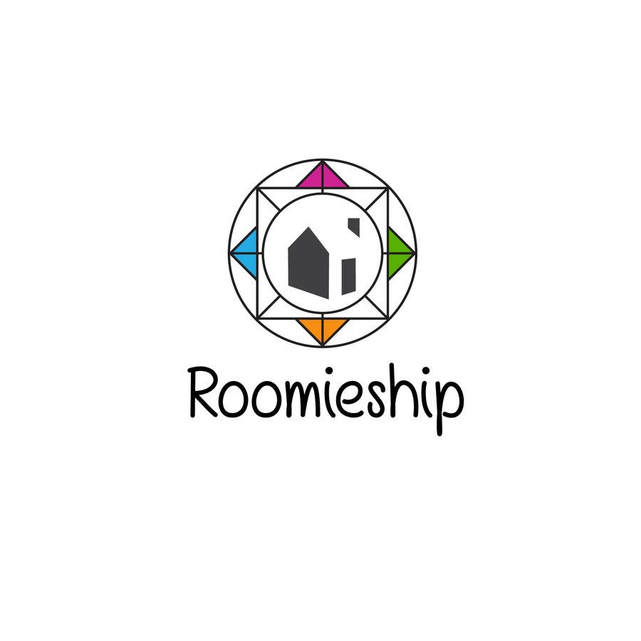 Konkurrenceindlæg #39 for Roomieship Logo Design