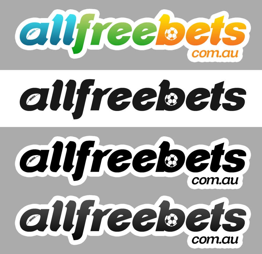 "Конкурсная заявка №32 для Logo Design for ""allfreebets"" Website"