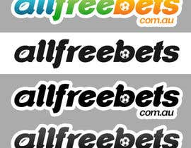 "nº 32 pour Logo Design for ""allfreebets"" Website par mekro1"