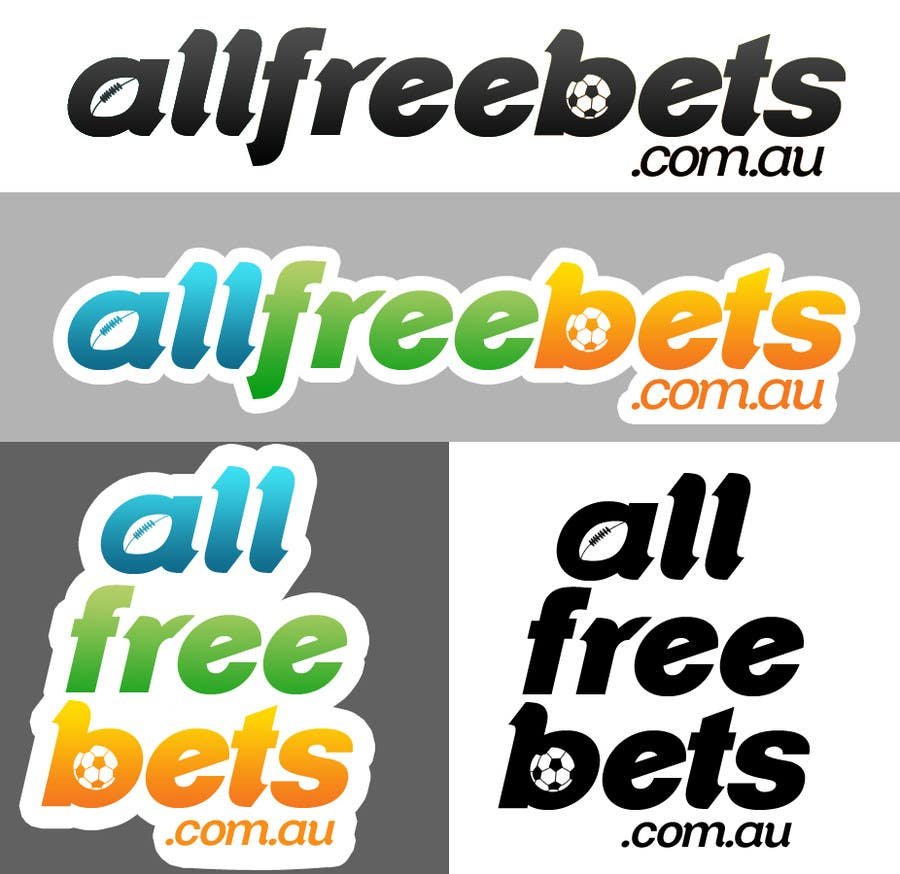 "Kilpailutyö #                                        53                                      kilpailussa                                         Logo Design for ""allfreebets"" Website"