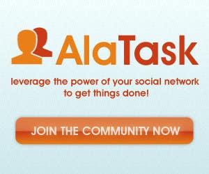 Конкурсная заявка №26 для Banner Ad Design for AlaTask