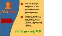 Graphic Design konkurrenceindlæg #2 til Banner Ad Design for AlaTask