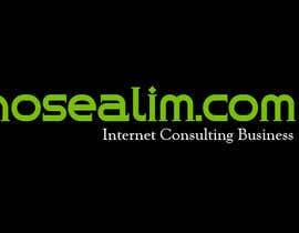 #47 untuk Design a Logo for hosealim.com oleh omwebdeveloper