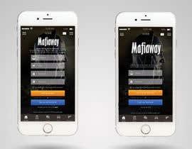 #17 para Maffia app landing page por ObidjonS