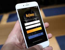 #11 para Maffia app landing page por pixelmarketo