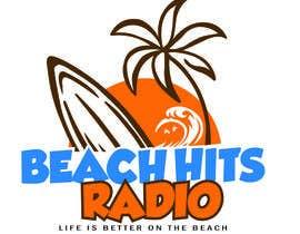mujeebahamad tarafından DESIGN A LOGO FOR BEACH HITS RADIO için no 308