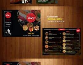 Nro 41 kilpailuun Design Resturant Menu Template käyttäjältä teAmGrafic
